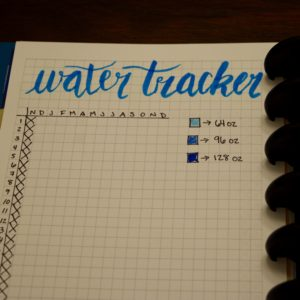 Migrating to a discbound Bullet Journal | TheSkillfulDaughter | www.theskillfuldaughter.com | Live a well-rounded life