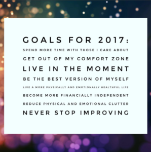 My Goals for 2017 | TheSkillfulDaughter | www.theskillfuldaughter.com | Live a well-rounded life